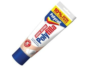 Multipurpose Quick Drying Polyfilla 330g + 10% Extra